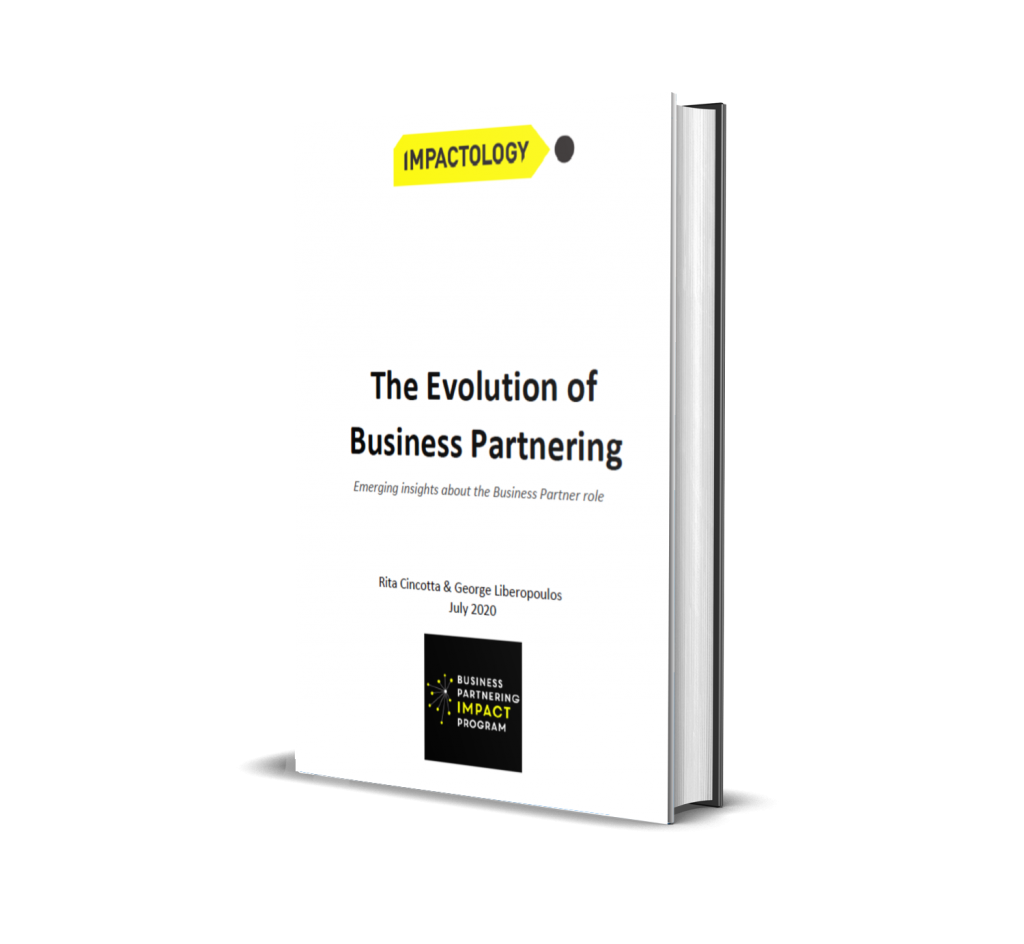 Business Parter Impact Whitepaper