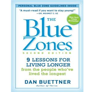 Blue-Zones book