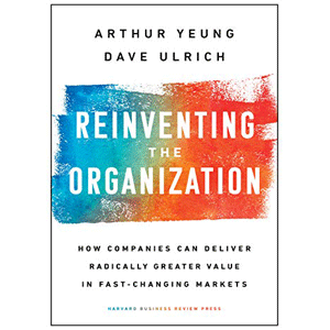 reinventing the organization book
